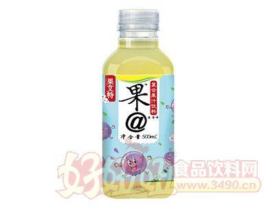 果艾特复合果汁饮料蓝莓味