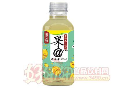 果艾特复合果汁饮料柠檬味