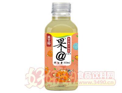 果艾特复合果汁饮料香橙味