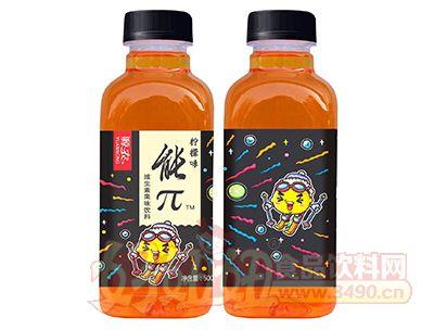 源农能π柠檬味维生素果味饮料500ml