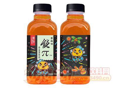 源农能π西柚味味维生素果味饮料500ml