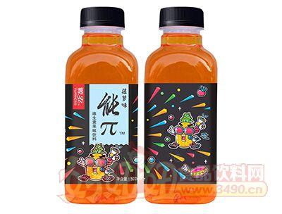 源农能π菠萝味维生素果味饮料500ml