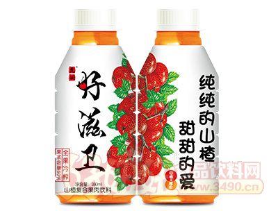 虎润山楂果肉饮品