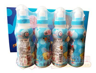 舒旺味动乐儿童原味乳酸菌饮品瓶装