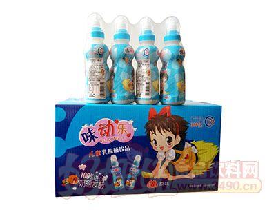 舒旺味动乐儿童原味乳酸菌饮品