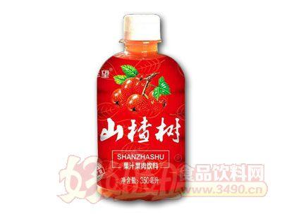 珍望山楂树果汁饮料