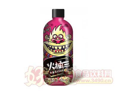 火桶三西番莲汁饮料450ml