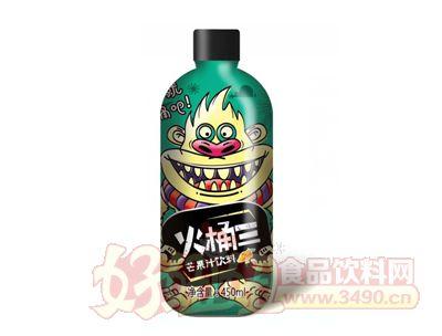 火桶三芒果汁饮料450ml