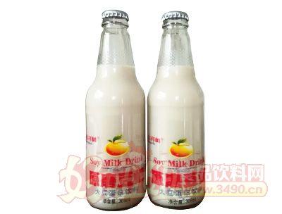 吉祥树原磨豆奶308mlx24瓶
