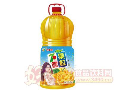 百事康果粒果味饮料2.58l