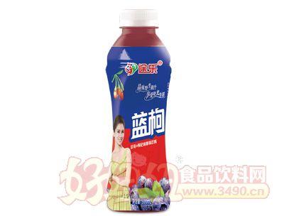 途乐蓝枸饮料500ml