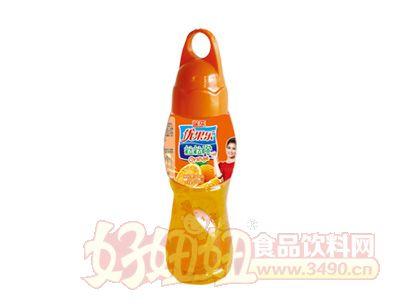 途乐粒粒橙果汁饮料