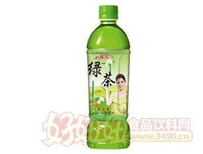 途乐绿茶饮料500ml