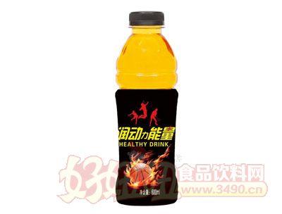 途乐润动力能量饮料600ml
