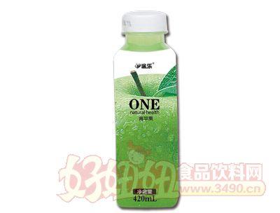 途乐青苹果饮品420ml