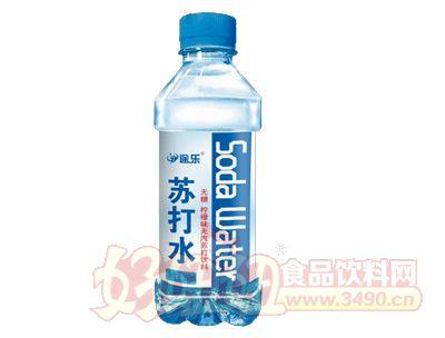途乐苏打水350ml