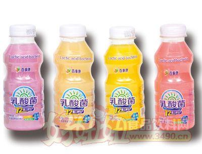 百事康乳酸菌果味饮料350ml