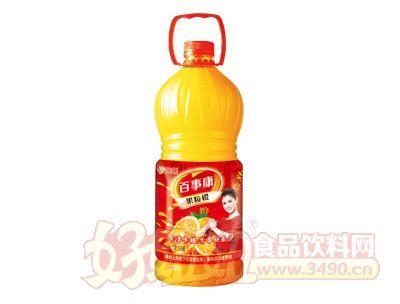 途乐百事康果粒橙2.58l
