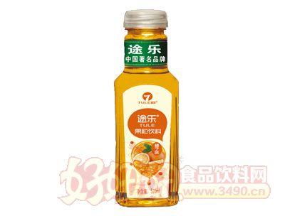 途乐果粒饮料橙子味520ml
