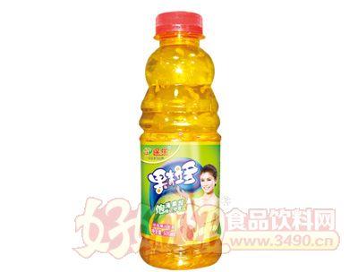 途乐果粒多果汁饮料600ml
