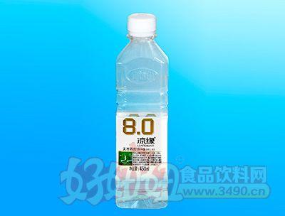 完达山凉缘8.0天然苏打水450ml