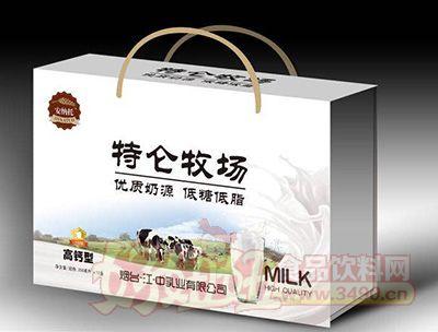 安纳托高钙型特伦牧场奶饮品