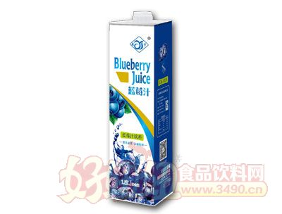 森宇蓝莓汁1.5L