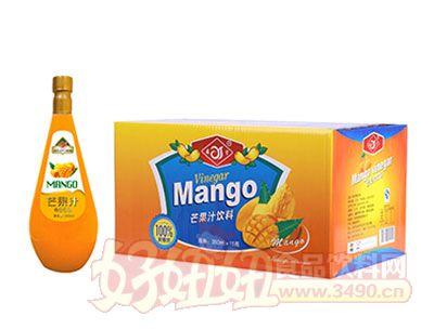 森宇芒果汁饮料350ml*15瓶