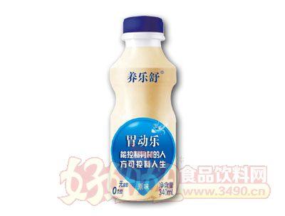 养乐舒胃动乐发酵型乳酸菌饮品340ml