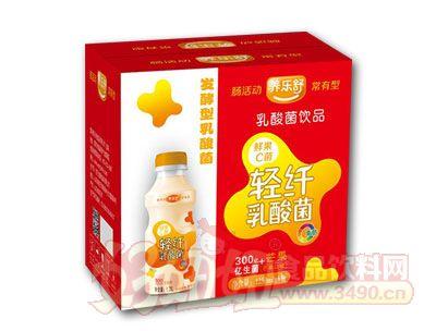 轻纤乳酸菌1250ml*6瓶
