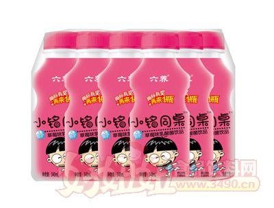小铭同桌奶嘴瓶草莓味乳酸菌320mlx12瓶