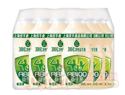 益生菌原味乳酸菌340mlx12瓶