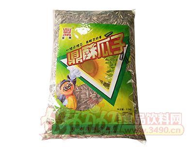 鼎酥瓜子2.5千克绿