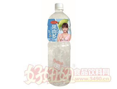 沃尔旺果肉多椰果果汁1.5L