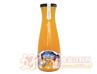 沃尔旺果肉多芒果汁500ml