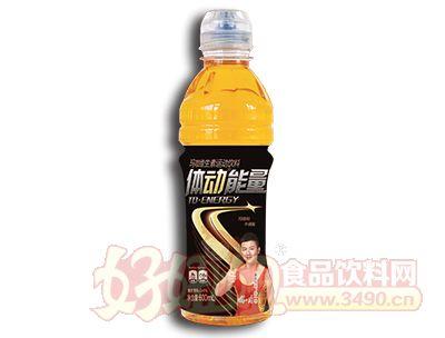 体动能量玛咖维生素运动饮料600ml
