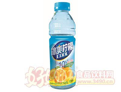 冰爽柠檬600ml