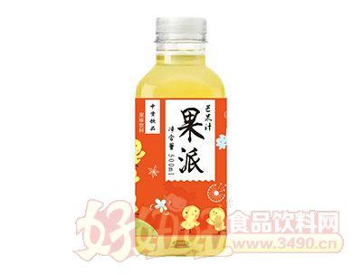 中资饮品果派芒果汁果味饮料500ml