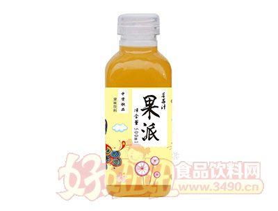 中资饮品果派草莓汁果味饮料500ml