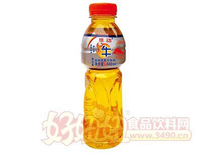体动牛运动型果汁500ml