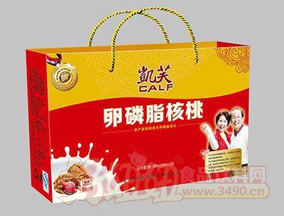 凯芙卵磷脂核桃饮品243mlx16盒