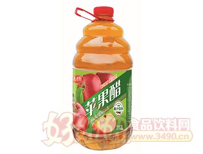 沃尔旺苹果醋圆桶2L