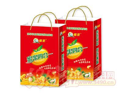 椰栗蜜果四合一复合果汁饮料(手提袋)