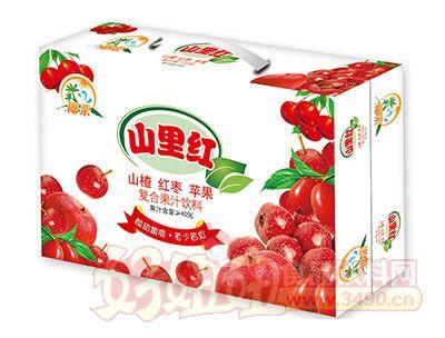 椰栗山里红复合果汁饮料礼盒