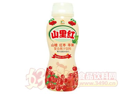 山里红复合果汁饮料340ml