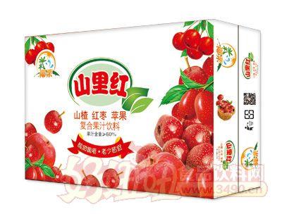 山里红复合果汁饮料340mlx12