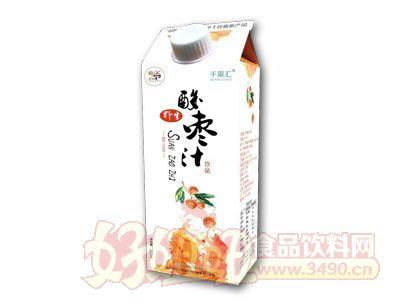千翠汇酸枣汁310ml