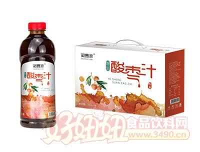 窦丰源酸枣汁1*4*1L(浓度60%)