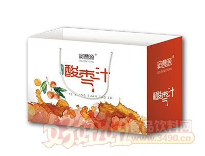 窦丰源酸枣汁礼盒