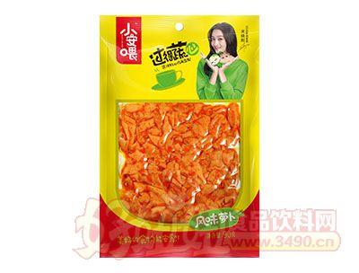 过得蔬心咔风味萝卜90g